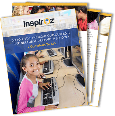 Do You Have The Right Outsourced IT Partner For Your Charter School? 7 Questions To Ask Whitepaper